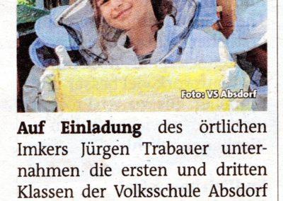 Bezirksblätter Juli 2018